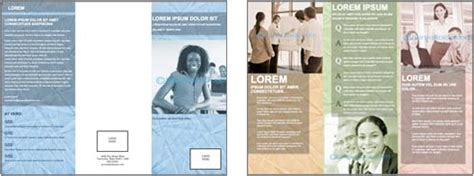 Free Brochure Templates For Microsoft Word Free Brochure Templates Microsoft
