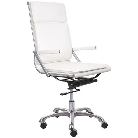 Office Chairs High Back Gustavo High Back Office Chair Zuri Furniture