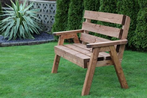 solid 2 seater wooden garden bench traditional design solid 2 seater wooden garden bench traditional design