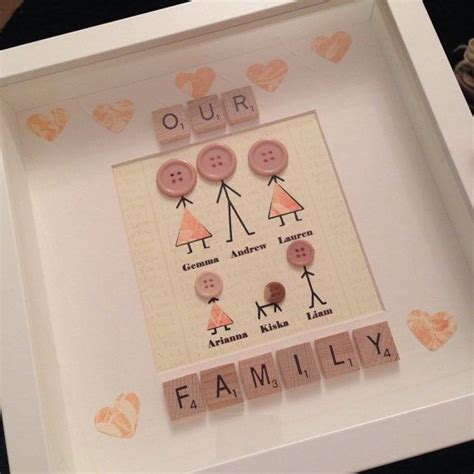 how to put a box together 1000 ideas about personalised picture frames on pinterest