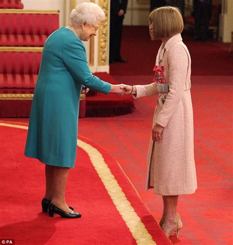 Who Wore Chanel Couture Better Wintour Or by Dame Wintour In Chanel Couture At Investitures