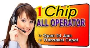 Chip Multi Operator dealer pulsa elektrik all operator nasional duta multi