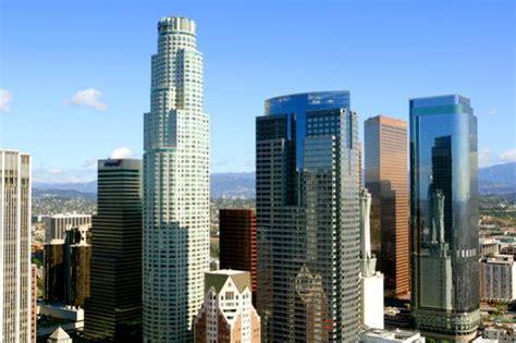 banks in california u s bank tower los angeles