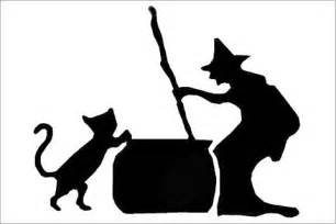 witch pumpkin template 44 spooky cat pumpkin stencils you ll carving this