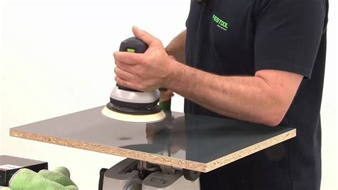 Festool Tv Polieren by Festool Tv 14 High Gloss Polishing Of Wooden Surfaces
