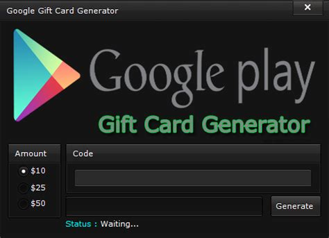Free Google Play Gift Cards No Survey - google play gift card code generator no survey for android