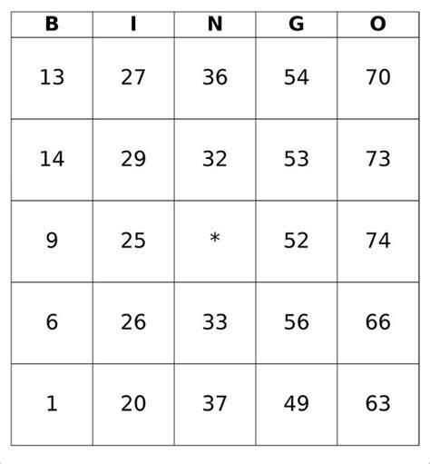 Word Bingo Template by Blank Bingo Template 15 Free Psd Word Pdf Vector Eps