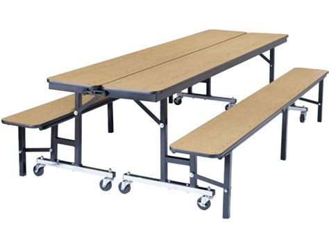cafeteria bench nps convertible bench cafeteria table plywood t mold 6 cafeteria tables