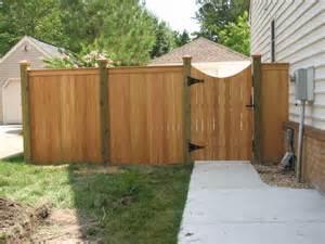 Wooden gates and fences fences