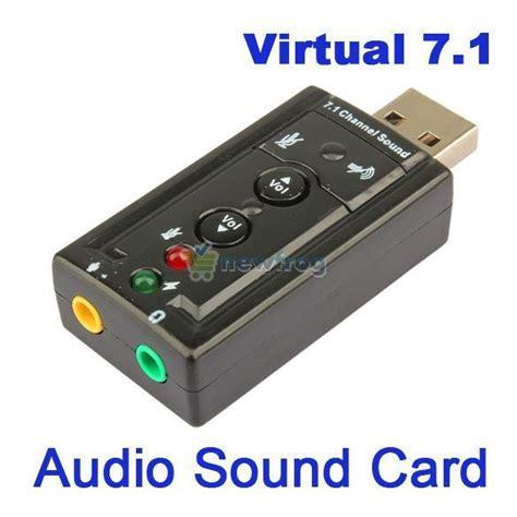 1 Audio Jack Laptop by Laptop Audio Device Usb 2 0 Virtual 7 1 Channel 3d Audio