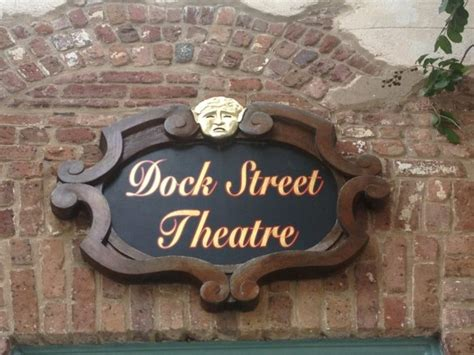 dock theatre in south carolina is haunted by the