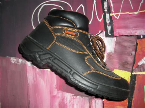 Sepatu Safety Shoes Krisbow krisbow boots
