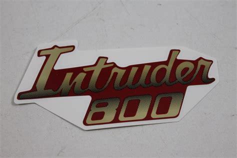 Aufkleber Suzuki Intruder by Suzuki Intruder Vs800gl Vs 800 Gl Aufkleber Sticker Emblem