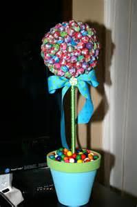 Candy Decorations Lollipop Center Pieces Parties Pinterest