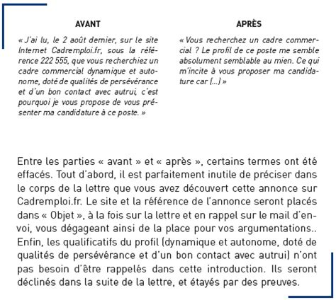 Présentation D Une Lettre De Motivation En Anglais Letter Of Application Exemple Phrase D Introduction Lettre De Motivation