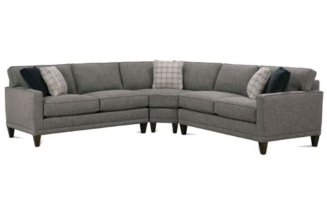 rowe furniture sectional townsend sectional by rowe furniture