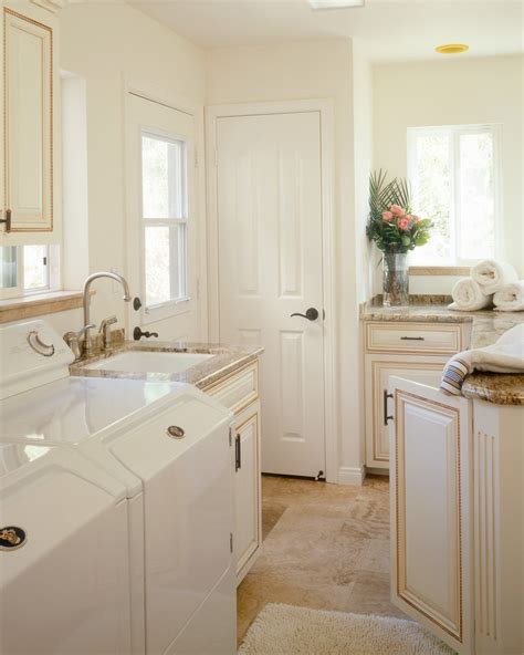 Small Sink For Laundry Room Small Utility Sink Laundry Room Farmhouse With Blue Island Butcher Block Beeyoutifullife