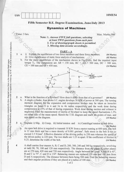 design for manufacturing questions engineering drawing and design question