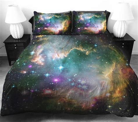 cosmos themed decor  bedroom unique bedding sets