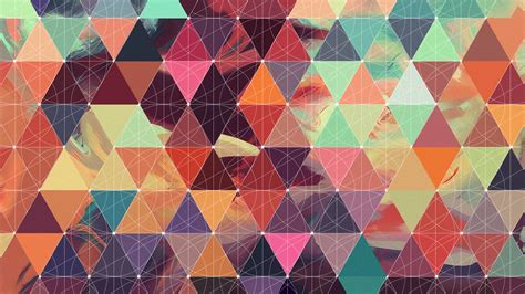 HD Geometric Wallpaper   WallpaperSafari