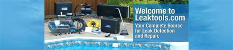 Plumbing Leak Detection Tools Manufacturing Company Inc