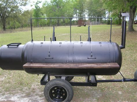 black decker custom grills smokers build your own backyard cooking tailgating equipment books custom built barbeque bbq pit smoker grill on trailer new for