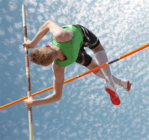 Who Invented Pole Vaulting