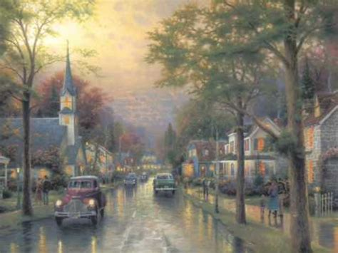 who is the painter of light thomas kinkade painter of light beautiful quot seasons