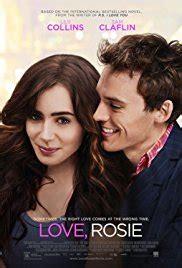 film love rosie sinopsis love rosie 2014 imdb