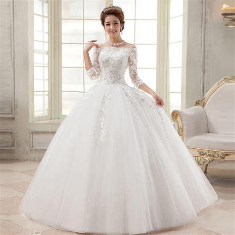 10 vestidos de novia rom 225 nticos para tu boda blog bodas vestidos con manga para boda