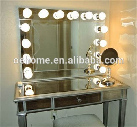 Lighted Makeup Vanity Table by Vanity Table With Lighted Mirror Makeup Mirror Buy