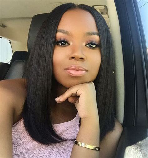 cute weaves short weaves for large foreheads 25 best ideas about natural weave hairstyles on pinterest