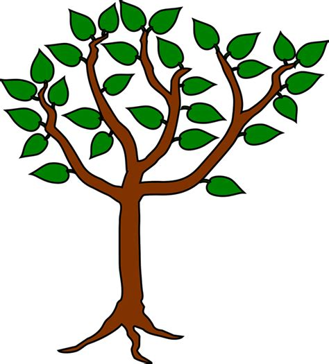 tree symbolism free vector graphic tree heraldic symbol design free