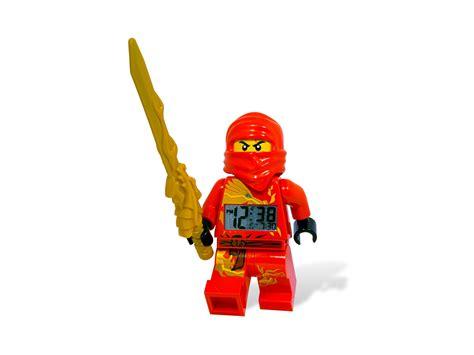 the lego ninjago lego 174 ninjago minifigure clock 5000135 ninjago