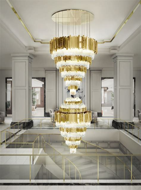 Chandelier Building The Empire Family Brighten Up Your Luxury Interiors