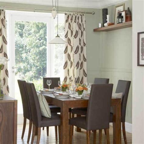 cortinas para un comedor