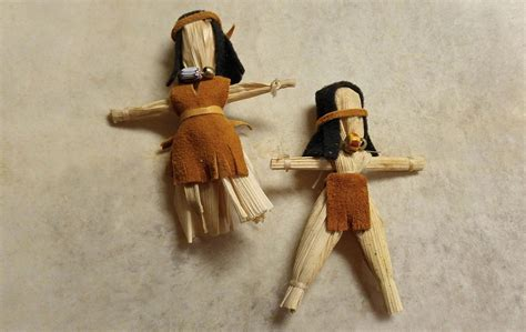 corn husk dolls canada autumn arts learn the of corn husk crafting east