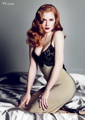 red head actress from 1940s amy adams i love this recreation of rita hayworth s