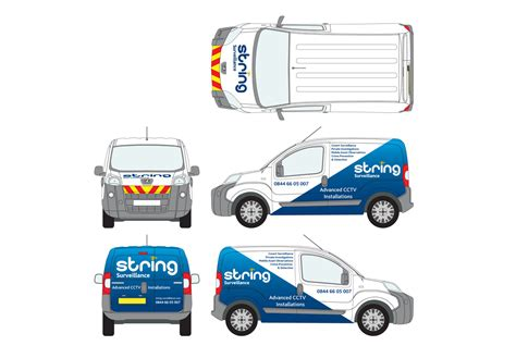 van graphics design vehicle graphics essex from wisdom design