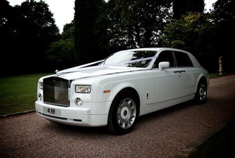 Rolls Royce Phantom White by Rolls Royce Wedding Cars Rolls Royce Phantom White