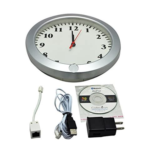 hd wifi clock for ios professional android ios monitoring wifi ip wall clock
