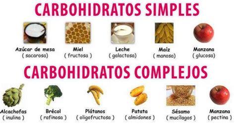 son los carbohidratos salud