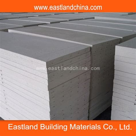 1 light weight concrete floor panels china autoclaved lightweight concrete panel photos