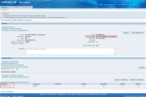xml publisher report with templates oracle concepts for you create xml publisher report using