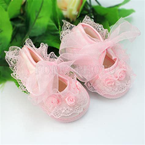 0 3 month shoes princess pink non slip newborn baby toddler beautiful