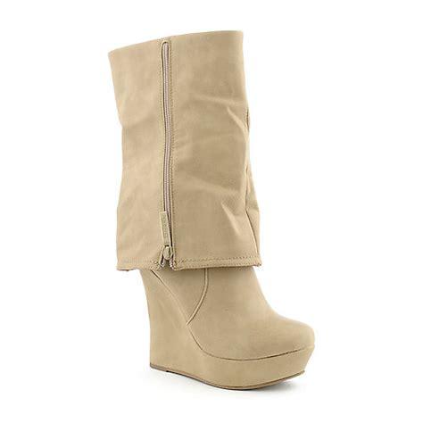 womens platform boots dunhill mid calf platform boots at