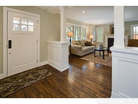 divided living room 1000 ideas about half walls on molding wall trim and pictures for kitchen