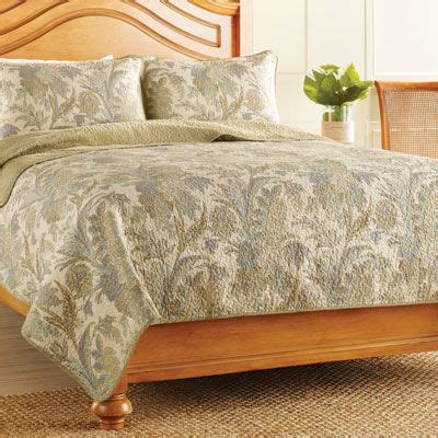tommy bahama king size comforter tommy bahama bimini quilt set from beddingstyle com