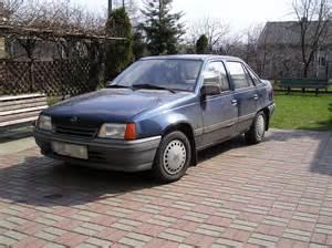 Opel Kadett E File Opel Kadett E Sedan Jpg