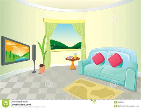 Esszimmer Le Mömax by Moderner Wohnzimmer Innenraum Vektor Abbildung